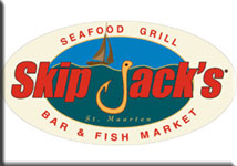 Skipjacks Seafood Grill, bar, and Fish market